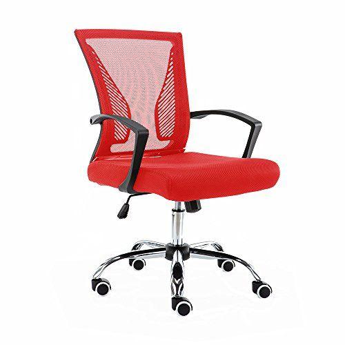Modern Home Zuna Mid-Back Office Chair (Black/Red) https://bestofficedeskchairsreviews.info/modern-home-zuna-mid-back-office-chair-blackred/