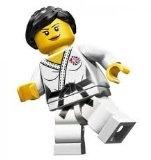 LEGO Olympic Minifigures: Olympic Judo Champ