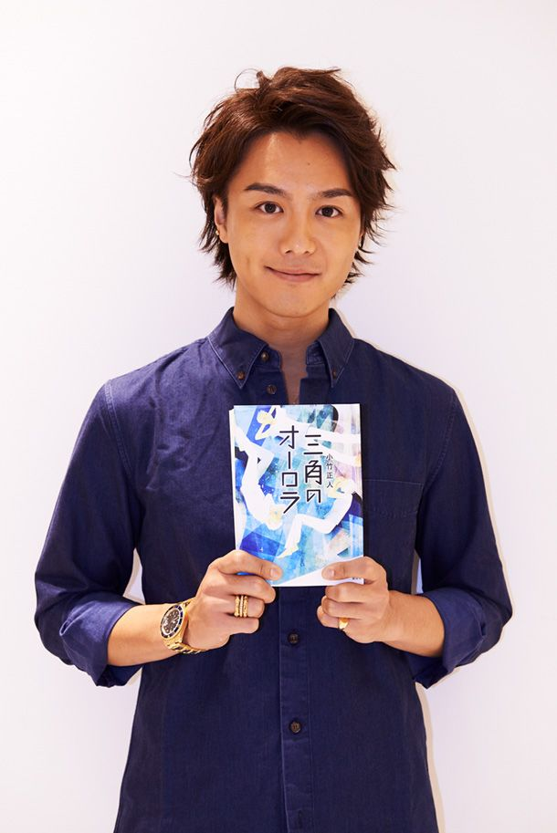 EXILE TAKAHIRO「EXILE TAKAHIRO 新曲は小竹正人書き下ろしの小説主題歌」1枚目/3