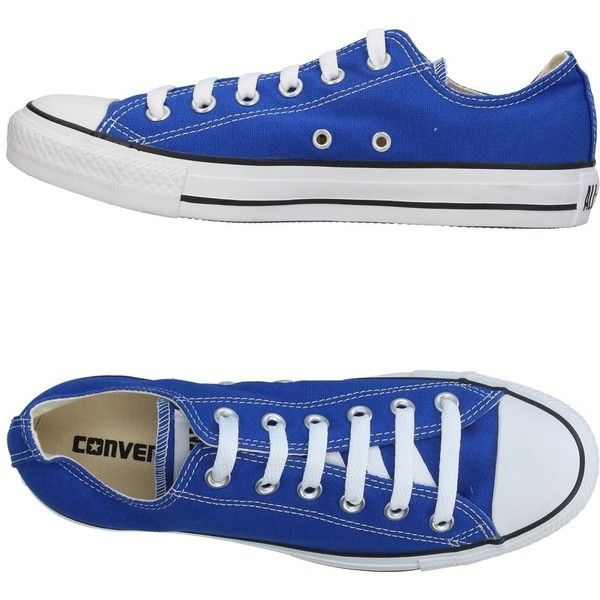 Converse All Star Low tops & Sneakers ($91) ❤ liked on