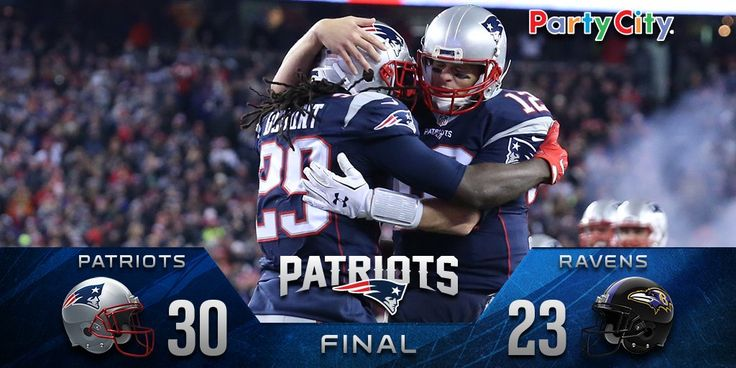 Patriots and Ravens. PATRIOTS WIN!!! GO PATRIOTS! THEY DID THEIR JOB! #brady #lovenewengland