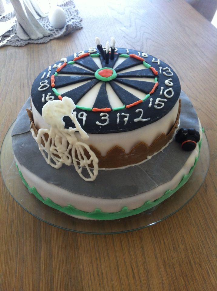 Kake til en aktiv 60 åring
