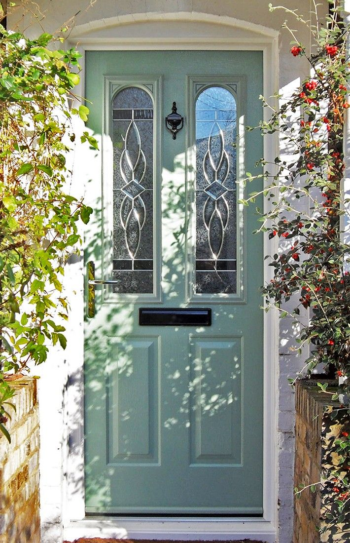 Composite Door Gallery & Inspiration From Solidor - like the colour of the door