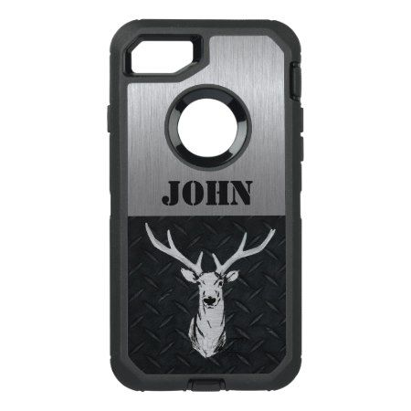 Deer Hunting Otterbox OtterBox Defender iPhone 7 Case - click/tap to personalize and buy
