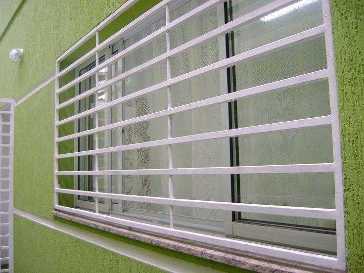 Grades para janelas da sua casa com charme - Viva Decora