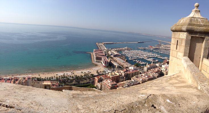 Alacant / Alicante en Alicante, Valencia