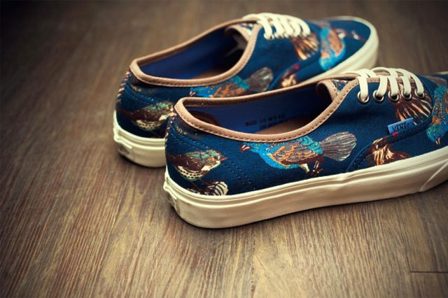 "Vans CA ""Birds"" Pack Blue"