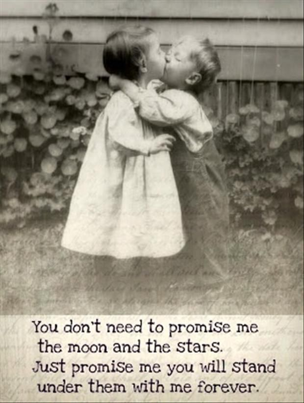 You don't need to promise me..  #SeaOfDiamonds #SOD #Love #Romatic #Quotes