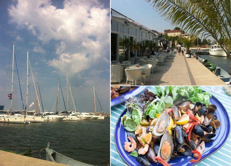 Portul Tomis, locul in care au acostat cele mai cochete restaurante din Constanta - www.foodstory.ro