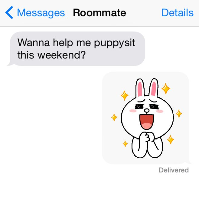 The Overjoyed Bunny Emoji   These Are The 31 Emoji You Should Be Using Right Now