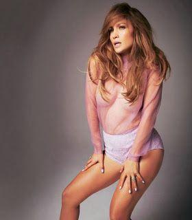 Jennifer Lopez Glamour UK Magazine Photoshoot March 2014 By Kai Z Feng