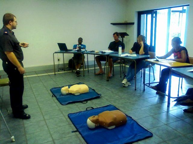 Learn CPR & Basic First Aid (Port Shepstone) | South Coast Live R550.00 pp
