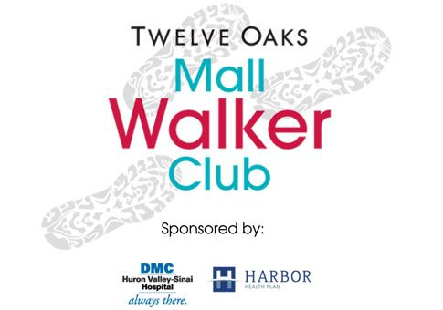 Twelve Oaks Mall Walker Club