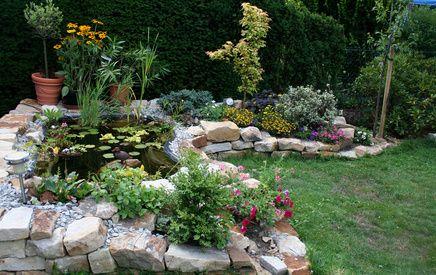 Gartengestaltung Kleiner Garten Ideen #1