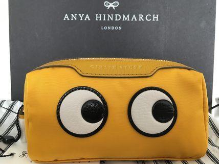 Anya Hindmarch ポーチ ☆早い者勝ちセール☆【Anya Hindmarch】Eyes make-up bag♪♪