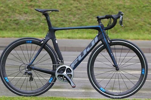 First ride: Fuji Transonic 1.3 aero road bike | road.cc