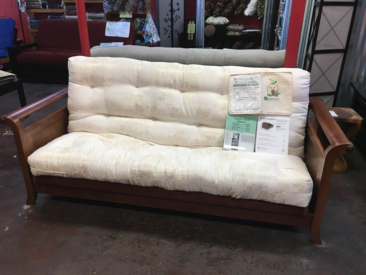 I really liked this futon! It was super comfortable, and I think it still looks…