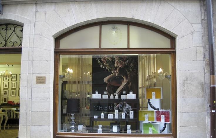 Theodora Haute Parfumerie. Genève. Suisse.