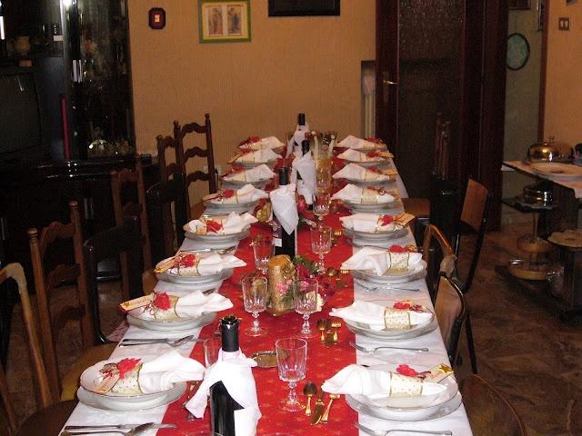 #matildetiramisu #concorso Una bella tavola apparecchiata per tanti amici.