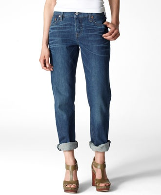 A Great Pair of Jeans!  Classic Levi 501s  Love it!!!