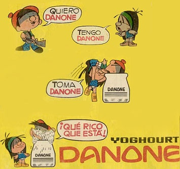 El Origen del Mundo: Danone, 1965