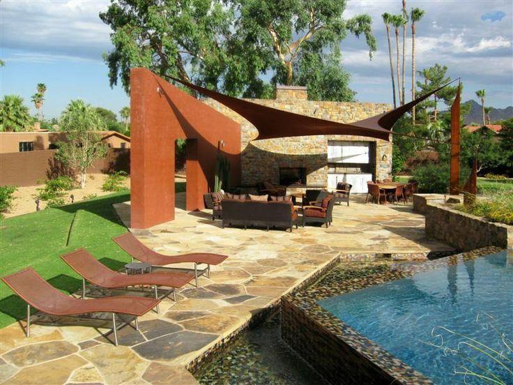 25+ Best Ideas About Mediterrane Terrasse On Pinterest ... Inspirierende Swimming Pools Mediterranem Stil
