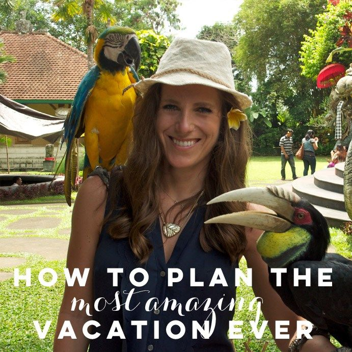 How to Plan The Most Amazing Vacation Ever | Snapshots & My Thoughts | A blog by Ailee Petrovic