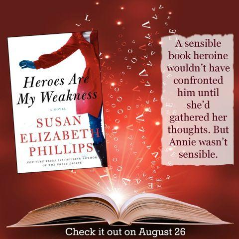 Books By Susan Elizabeth Phillips