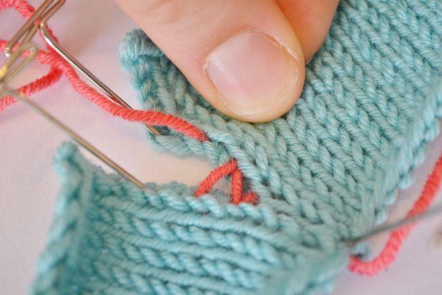 Πλέξιμο - Συναρμολόγηση πλεκτού