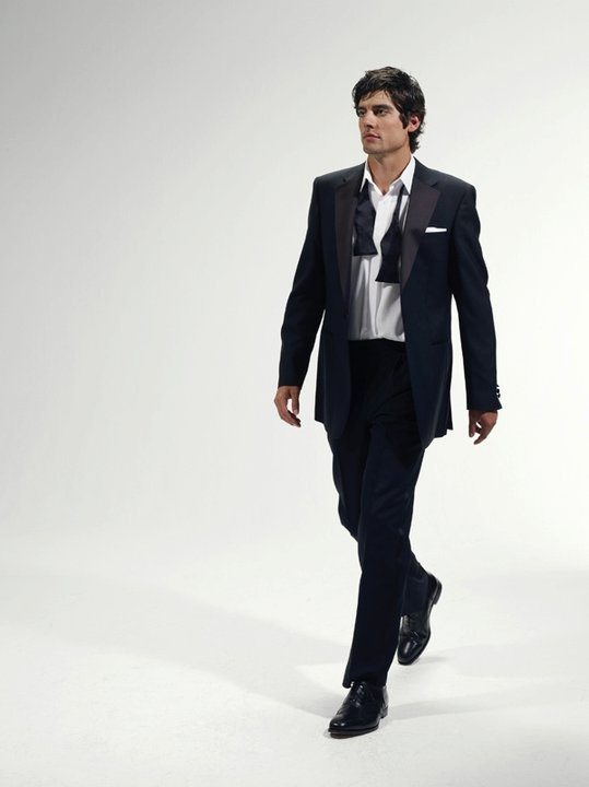 """Alastair Cook in Austin Reed. This is going in """"Sports"""" because I don't have a """"Hot guys in black tie"""" board. Maybe I should..."""