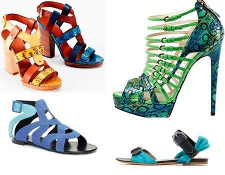 Летняя обувь для девочек подростков