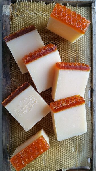 HONEY ALMOND SOAP                                                                                                                                                                                 More
