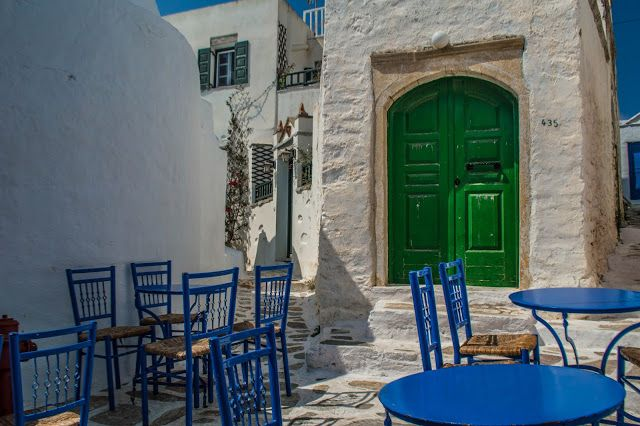 Stavros Tzovaras Photography Chora -Amorgos Island