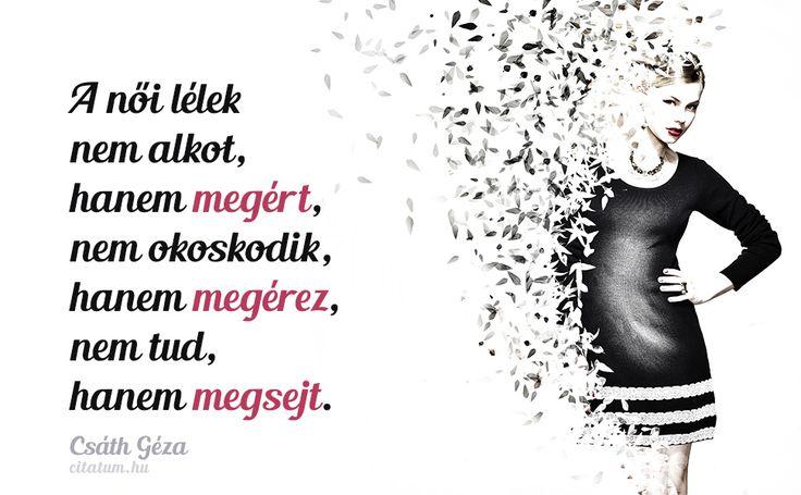 Csáth Géza #idézet #nőnap alkalmából.