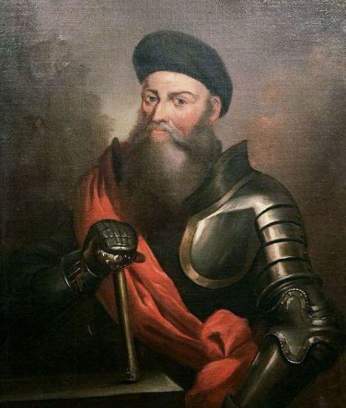 Konstantinas Ostrogiškis (nežinomo dailininko pav.)