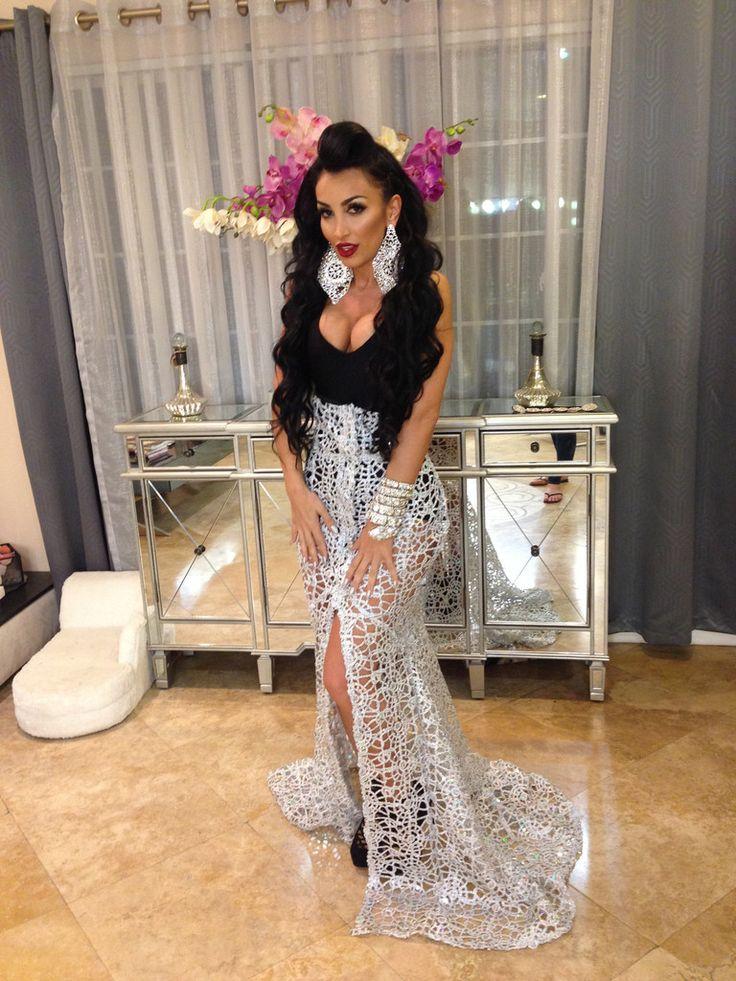 Angel Brinks Birthday Dress  $650.00
