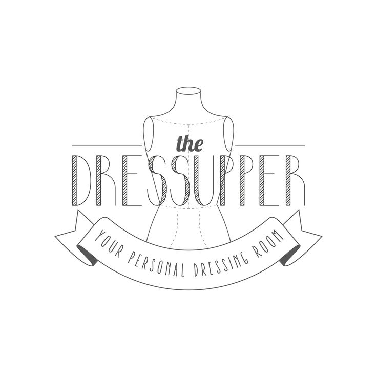 Logo THD www.thedressupper.com