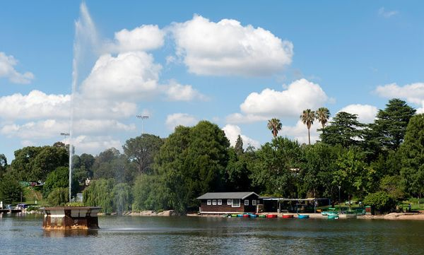 Row on Zoo Lake in Johannesburg & enjoy a picnic in the park afterwards.