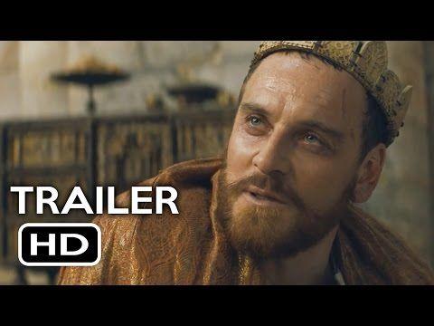 Macbeth Official Trailer #2 (2015) Michael Fassbender, Marion Cotillard Movie HD - YouTube