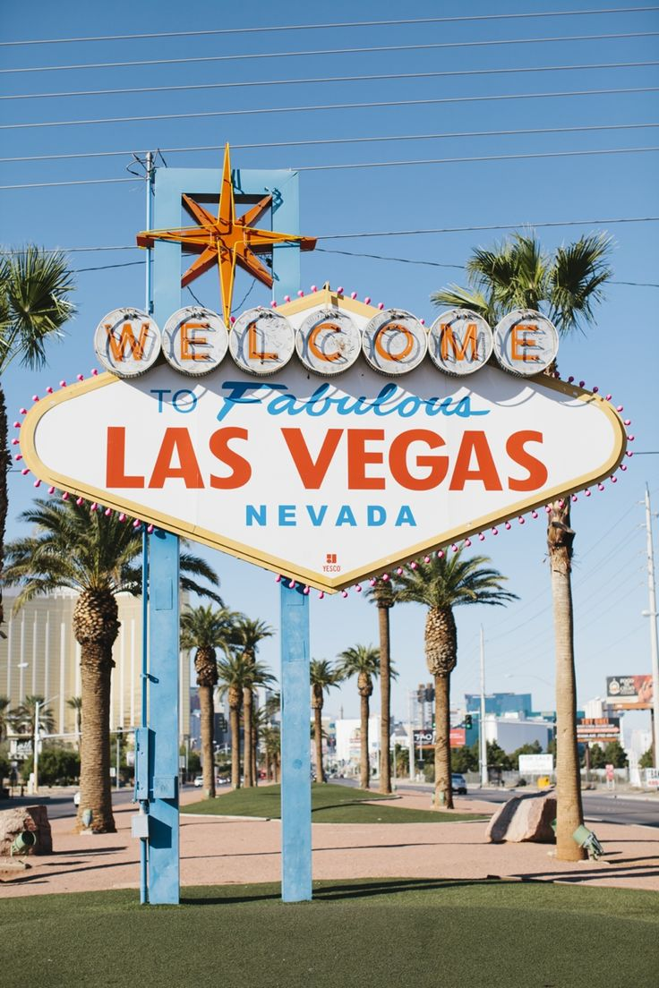 The 25 best vegas sign ideas on pinterest las vegas sign las how to visit the welcome to fabulous las vegas sign pronofoot35fo Choice Image