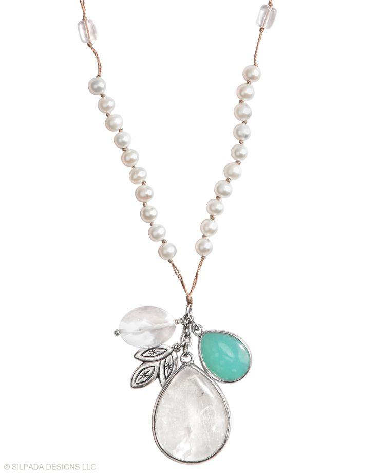 Jewelry Box by Silpada Designs   Necklaces