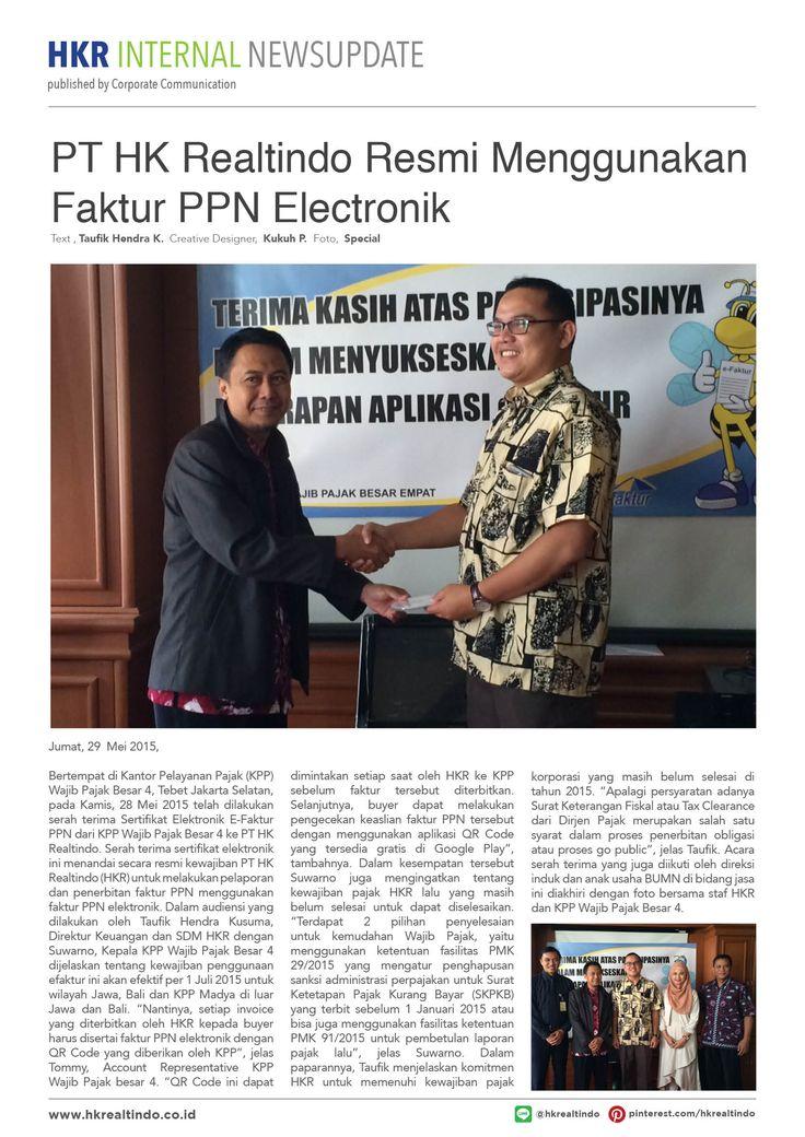 FAKTUR PPN Elektronic
