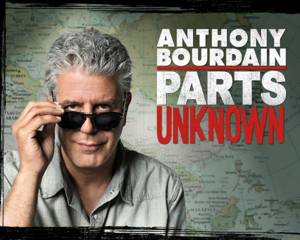 Anthony Bourdain's 'Parts Unknown' Wins an Emmy Award