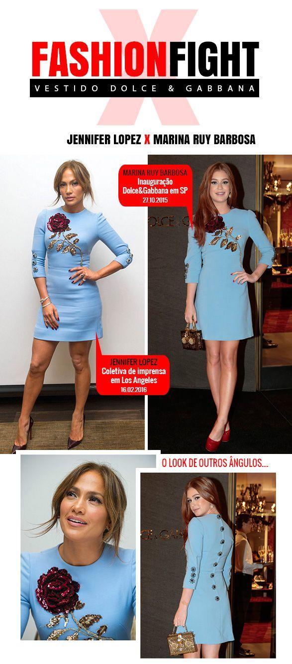 Fashion Fight: Jennifer Lopez x Marina Ruy Barbosa