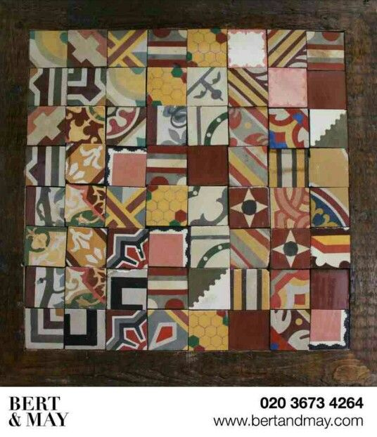 Reclaimed tile and wood merchants in London