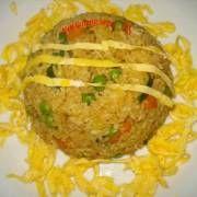 Masakan resep Nasi Goreng Sayur