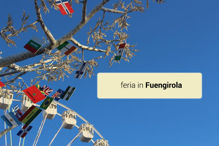 Feria de Pueblos Fuengirola