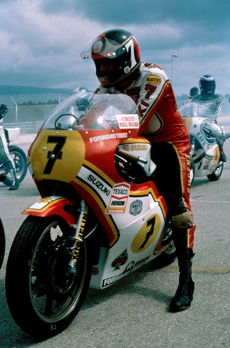 The last British world champion and the only motorcycle racer to have achieved the status and fame of a rock star, Barry Sheene was the flamboyant two-wheeled idol of the 1970s.
