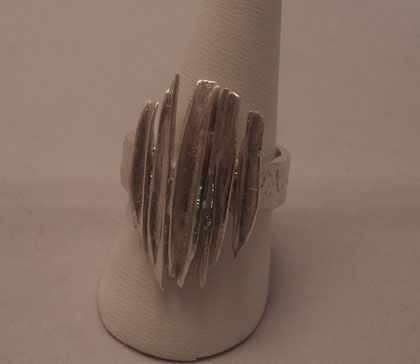 Akoya Pearl - Zilverklei workshop ring maken met art clay silver in Kuurne