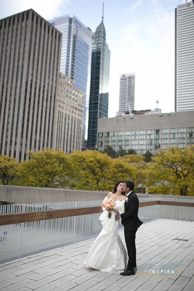 Toronto Autumn wedding by hello inspira